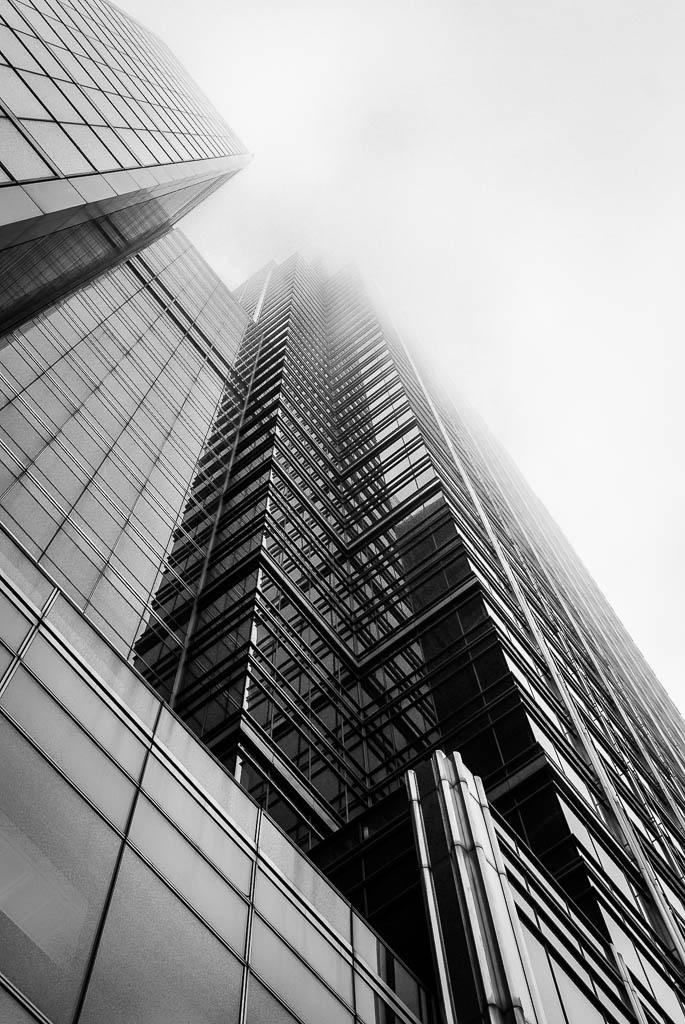 Citibank building, Canary Wharf