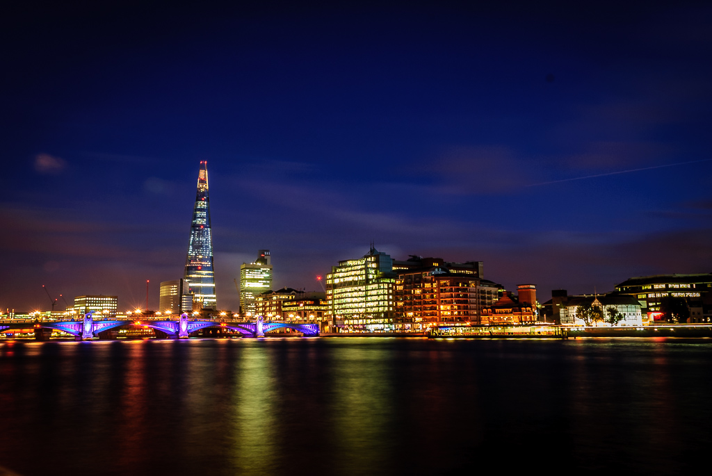 The Shard at Night II