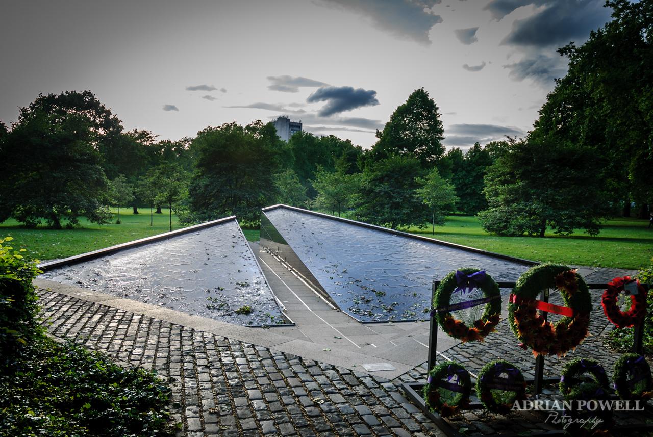 Canadian War Memorial, Green Park, London