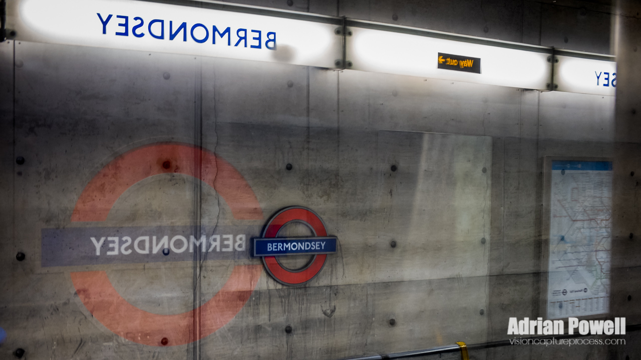 Reflections on the Tube