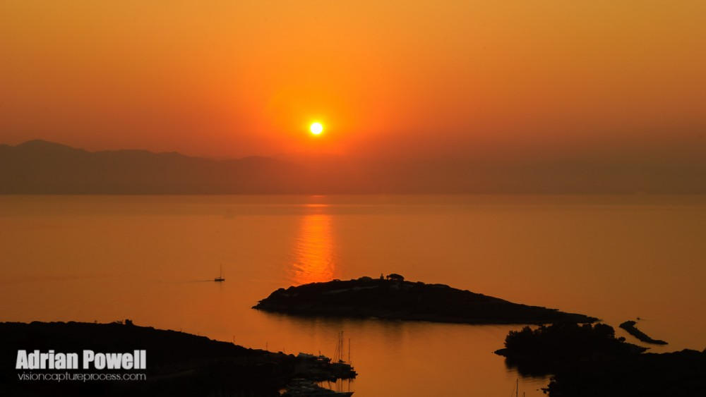 Paxos Sunrise