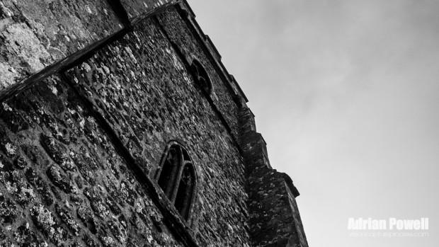 Glastonbury Tor - detail